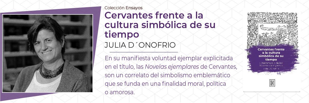Cervantes frente a la cultura simbólica de su tiempo