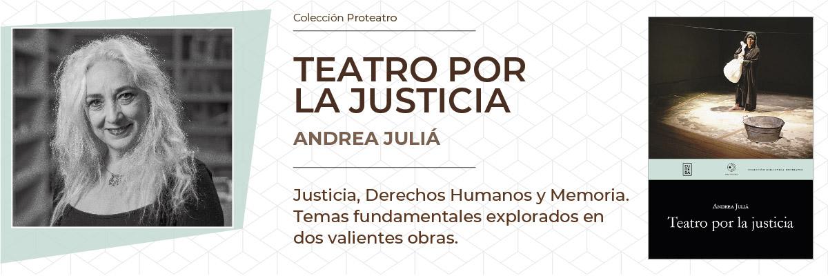 Teatro por la justicia