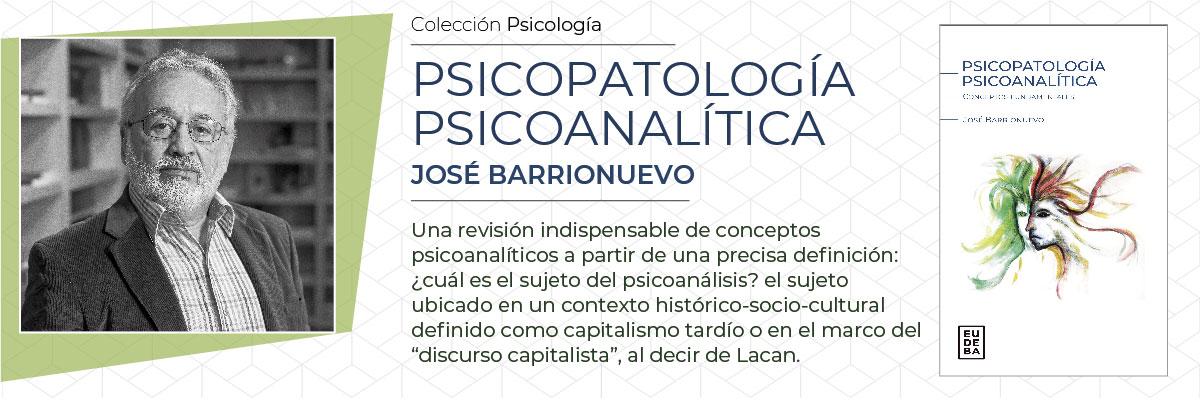 Psicopatología psicoanalítica